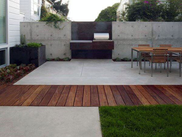 Concrete Patios Northern Beaches